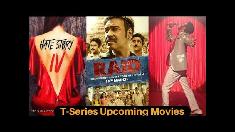 From Raid To Deepika Padukone-Irrfan Khan's Next: T-Series To Have A ROCKING 2018