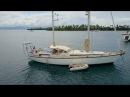Aquarius Boat tour AMEL Super Maramu 2000 Sailing Aquarius 21