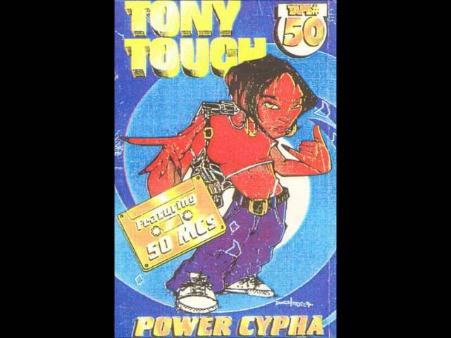 Tony Touch - Freddie Foxxx Freestyle