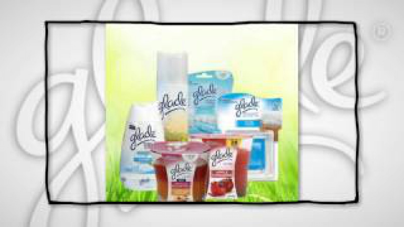 [2017] Get Access To FREE Glade Candle Scents List And Air Fresheners Samples (MB9192)