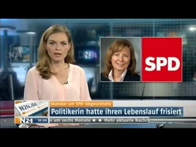 Die Moral der heutigen Politiker am Beispiel von Petra Hinz(SPD) ▶ Unfassbares Video ()