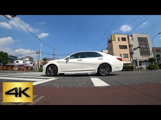 TOKYO KICK SCOOTER RIDE | ⑧ Wakabayashi ⇒ Nishi-taishido (Setagaya Line) 若林 ⇒ 西太子堂 (世田谷線) [4K]