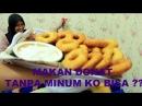 What if baby ali icel Challenge makan donat tanpa minum air