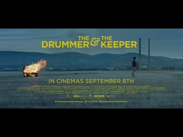 Official Trailer: The Drummer The Keeper In Cinemas September 8th