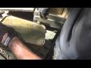 Новое приобретение ополченцев 152-мм артиллерийское орудие Гиацинт-С