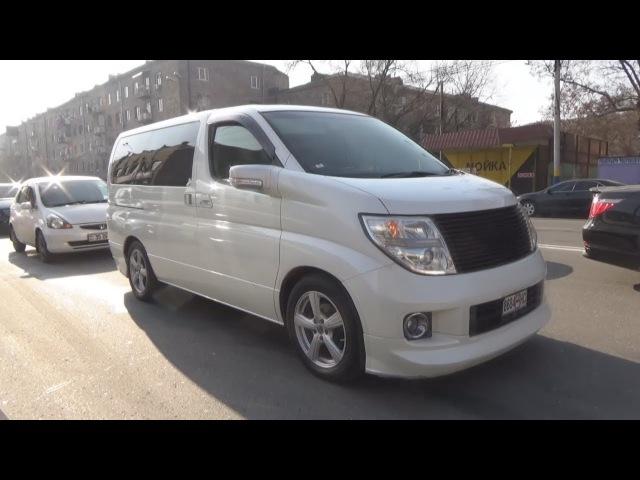 Ереван: автопробег праворуких водителей