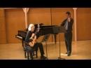 (guitar violin) 'Pieces faciles' op.74 no.12 Duo