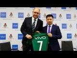 Компания Vivo – новый партнер ФК «Локомотив»
