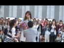 Flashmob Surprise Proposal Charice 「Louder」 JR大阪駅 カリヨン広場 フラッシュモブ サプライズ プロポーズ