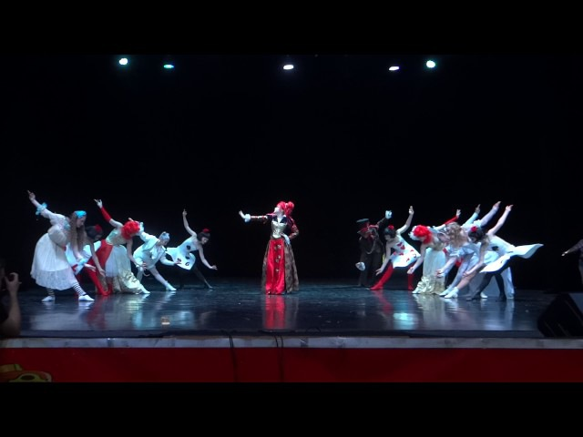 «Загадка» -«Аліса у задзеркаллі»/ZаГрай Fest2017/Запорожье