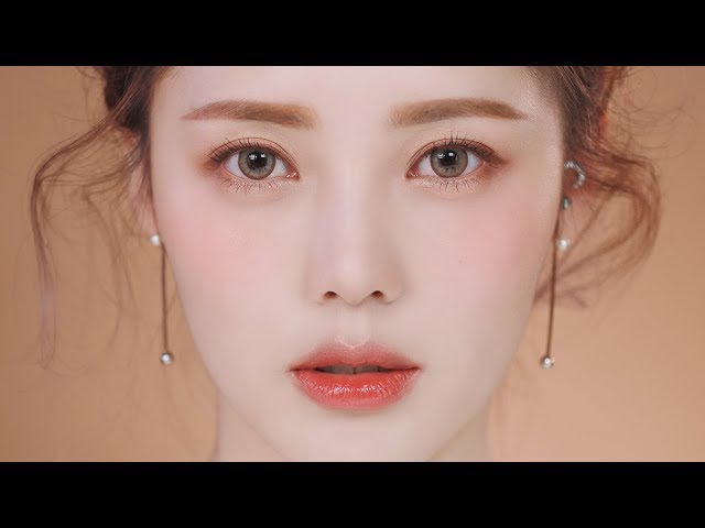 Glowy Coral Makeup With Subs 촉촉 코랄 메이크업
