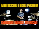 Pierce The Veil - King For A Day Drum CoverDavid Cannales