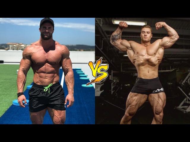 Chris Bumstead Vs Calum Von Moger Bodybuilding Motivation 2017