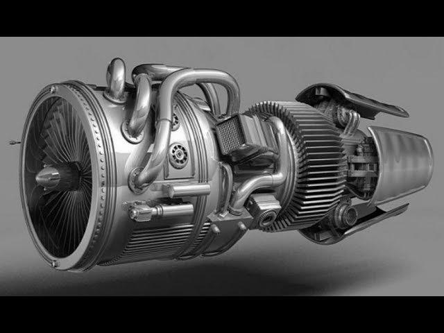 ТурбоРЕАКТИВНЫЕ двигатели | Как это сделано HD