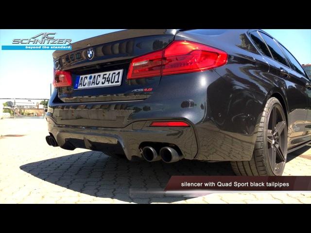 BMW 5er G30 by AC Schnitzer