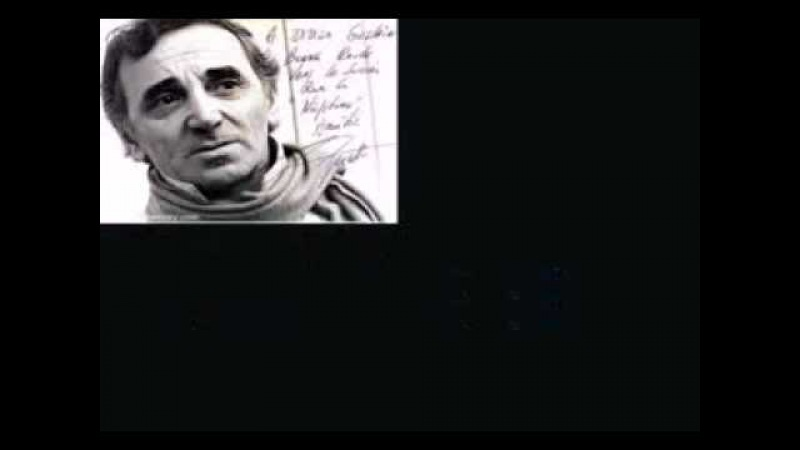 Aznavour-Sayat Nova Yes Qo Ghimete.mp4