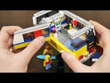 Фургон сёрферов Lego Creator 31079