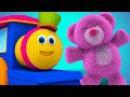 Bob The Train - teddy bear teddy bear turn around nursery rhyme childrens rhyme Bob Cartoons S01EP24