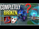 NEW AP GALIO..THIS IS HOW STUPID BROKEN IT IS LOL.. Build How To Counter - League of Legends