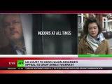 UK COURT WILL HEAR JULIAN ASSANGE'S APPEAL TO DROP ARREST WARRANT.