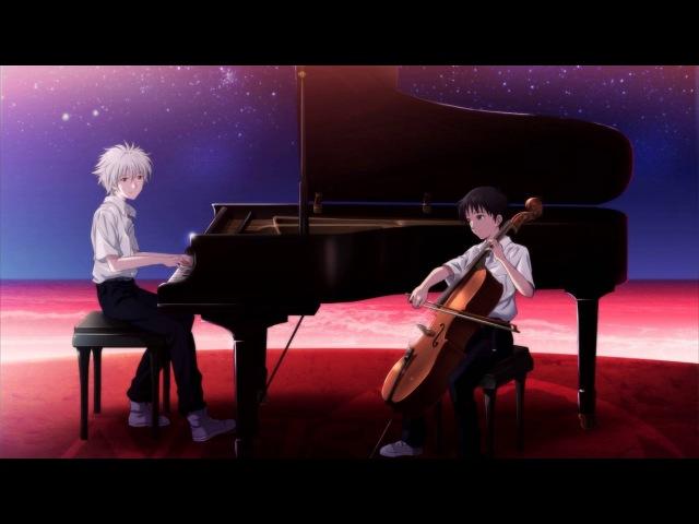 Evangelion OP - Cruel Angel's Thesis | Piano / Violin