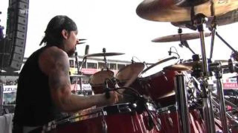 Disturbed - Stricken (Live Rock Am Ring 2008)