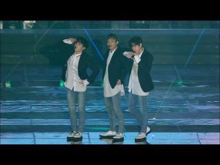 171001 EXO-CBX (첸백시) 'The One' 4K 직캠 @코리아 뮤직 페스티벌 4K Fancam by -wA-