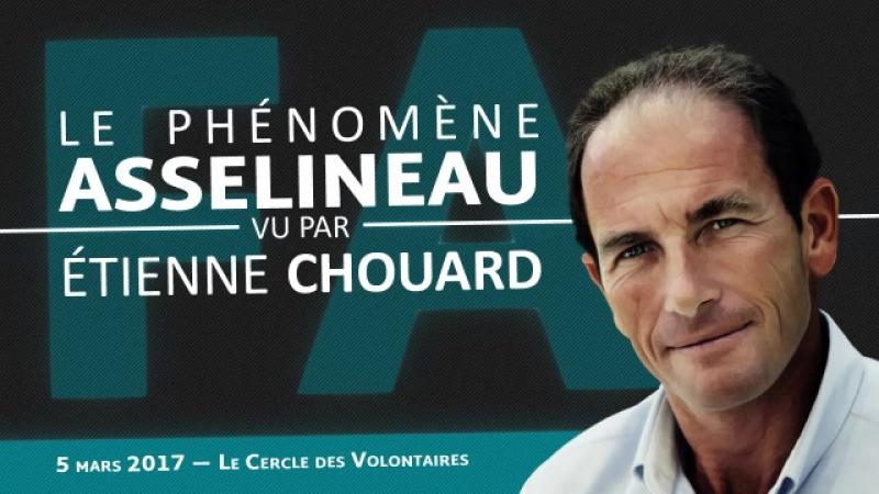 Le phénomène François Asselineau vu par Étienne Chouard - 1