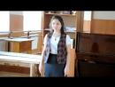 Сабада Дулкыннар конкурсынын район этабы узды