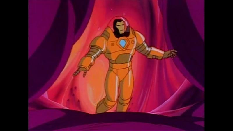 Железный человек 2.6 Железный человек внутри / Iron Man On The Inside Iron Man 1994-1996