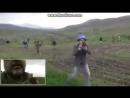 Как армяне драпали в апрельской войне, в Карабахе.(02.04.2016)