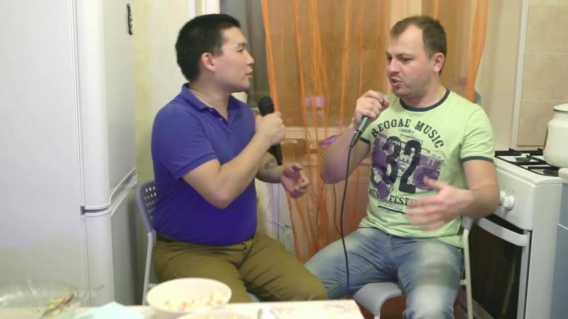 Ярослав Сумишевский и Е. Турлубеков - Черный ворон