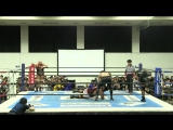 #My1 Матч Блока Б - Jeff Cobb &amp Michael Elgin vs. Guerillas of Destiny (Tama Tonga &amp Tanga Loa)