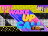 Фрагмент эфира WAKE UP CALL (16 ) НА BRIDGE TV Русский Хит (30.11.2017)