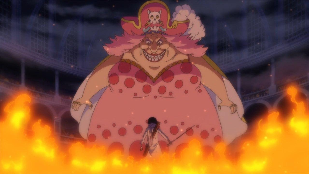 One Piece 820, Скачать Ван Пис 820, Большой Куш 820