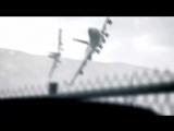 Столкновение двух самолетов Боинг 747 и Аэробус А320