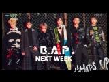 B.A.P. - Comeback Next Week @ Music Bank 171208