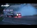 Legendary Diesel Mercedes W123 SCANIA turbine @ Eastern European Drift Champions