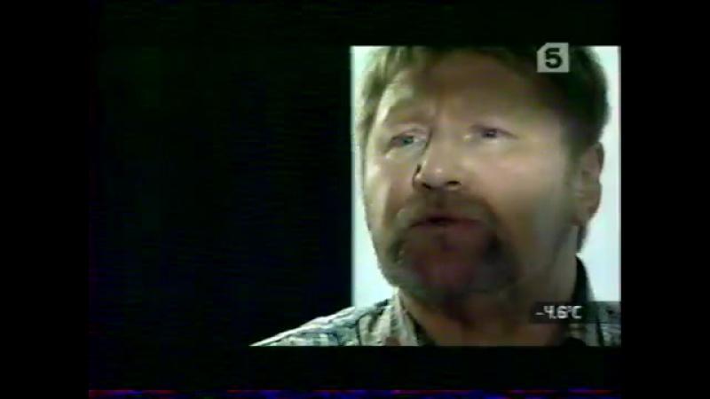 Рекламный блок, анонсы и рекламный блок (СПБ-Пятый канал, январь 2007)