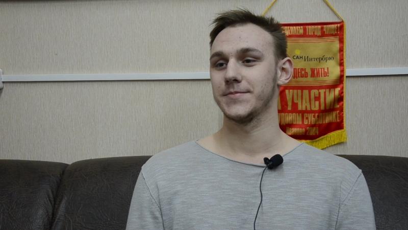 Яркий Игорь Ямщиков