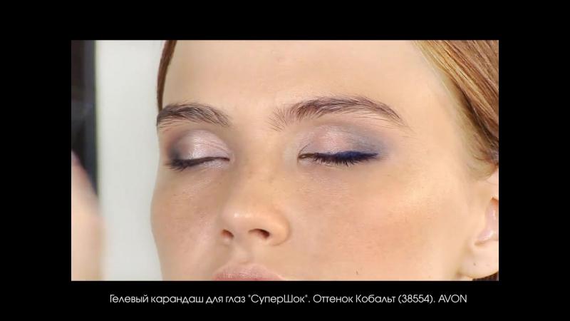 Двухцветные тени для век. Ольга Колесникова