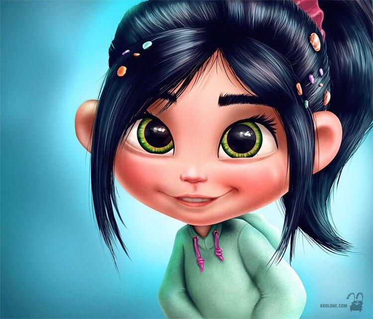 Смешные картинки на аву для девушек из мультфильмов
