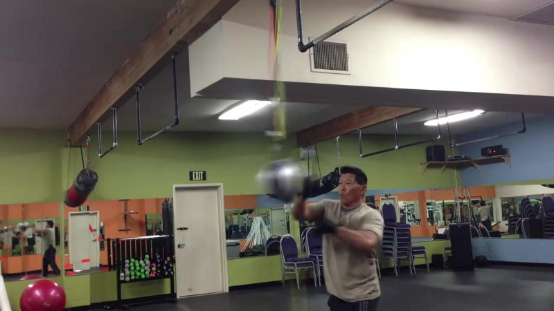 Гарри Мок (Harry Mok) тренировка -2