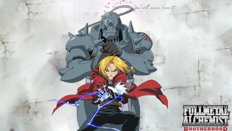 Цельнометаллический Алхимик: Братство / FullMetal Alchemist: Brotherhood [31-45 из 64] (2009) - Part 3