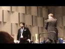 Monte Carlo Monaco Grimaldi Forum Anna Netrebko et Yusif Eyvazov 😍😇