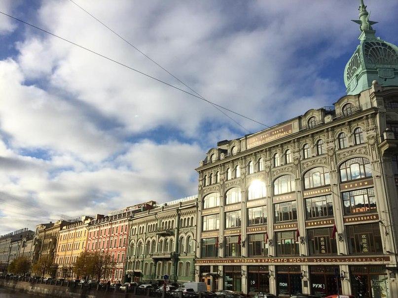 Анна Калошина | Санкт-Петербург