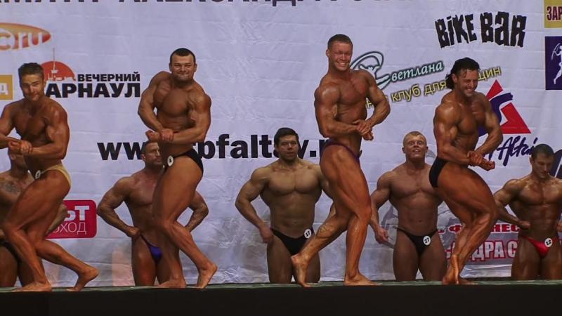 Кубок Барнаула по бодибилдингу 2011