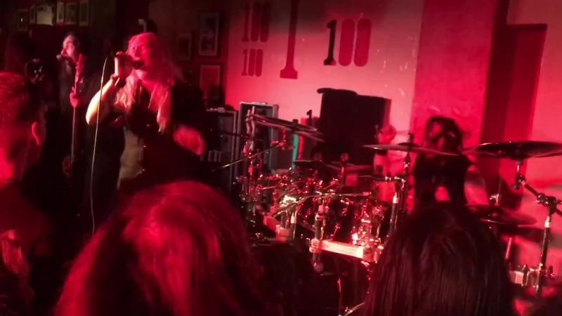 VIMIC - I Fear The Wrost (100 Club,London) 15.11.17