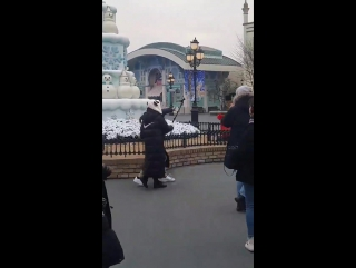 180108 BLACKPINK @ Everland Amusement Park