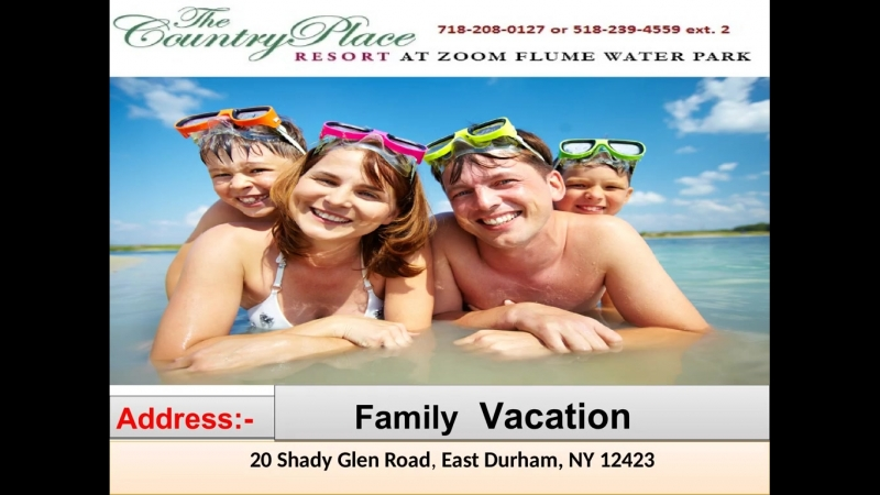 Are you looking to spend Family Vacation at some exciting place Join us
